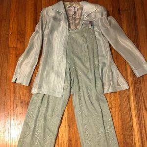 Silk Pant set